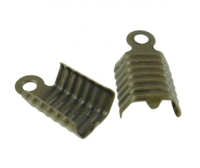 "Зажим для шнура с кольцом ""Ars Hobby"", р.6х12 мм металл арт. ГММ-10656-5-ГММ0075384"